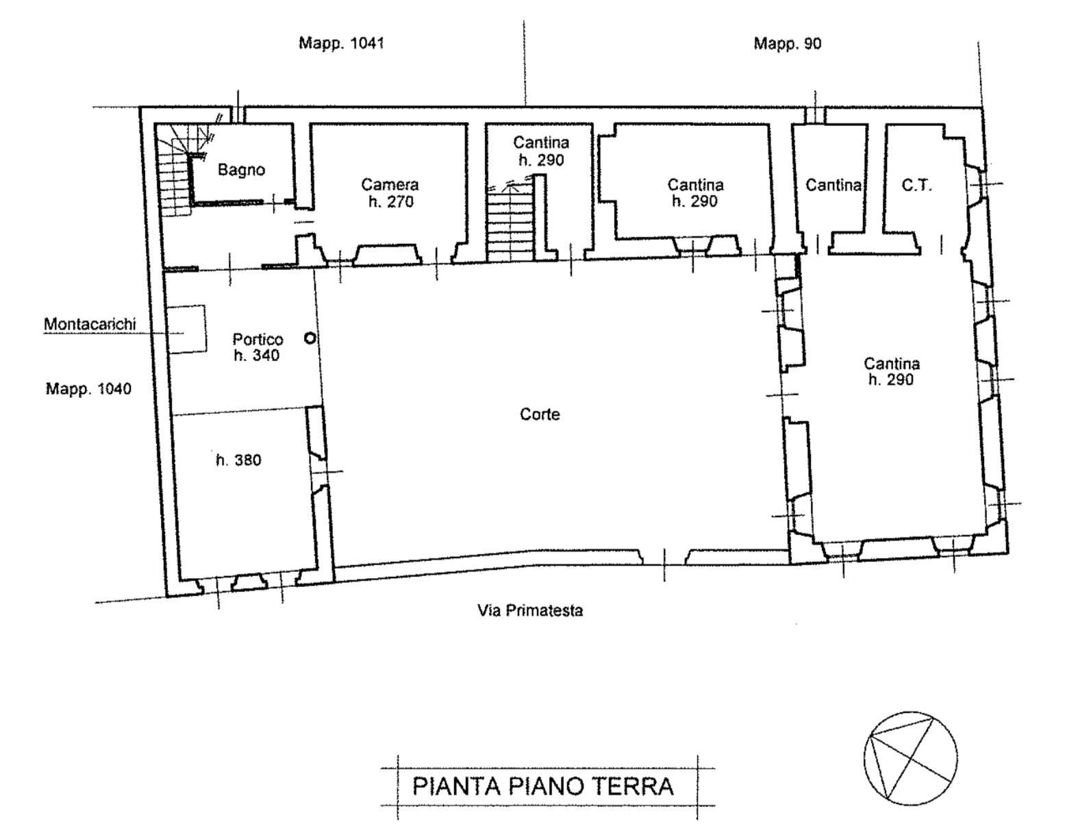 Villa in Vendita a Pettenasco: 5 locali, 394 mq - Foto 26