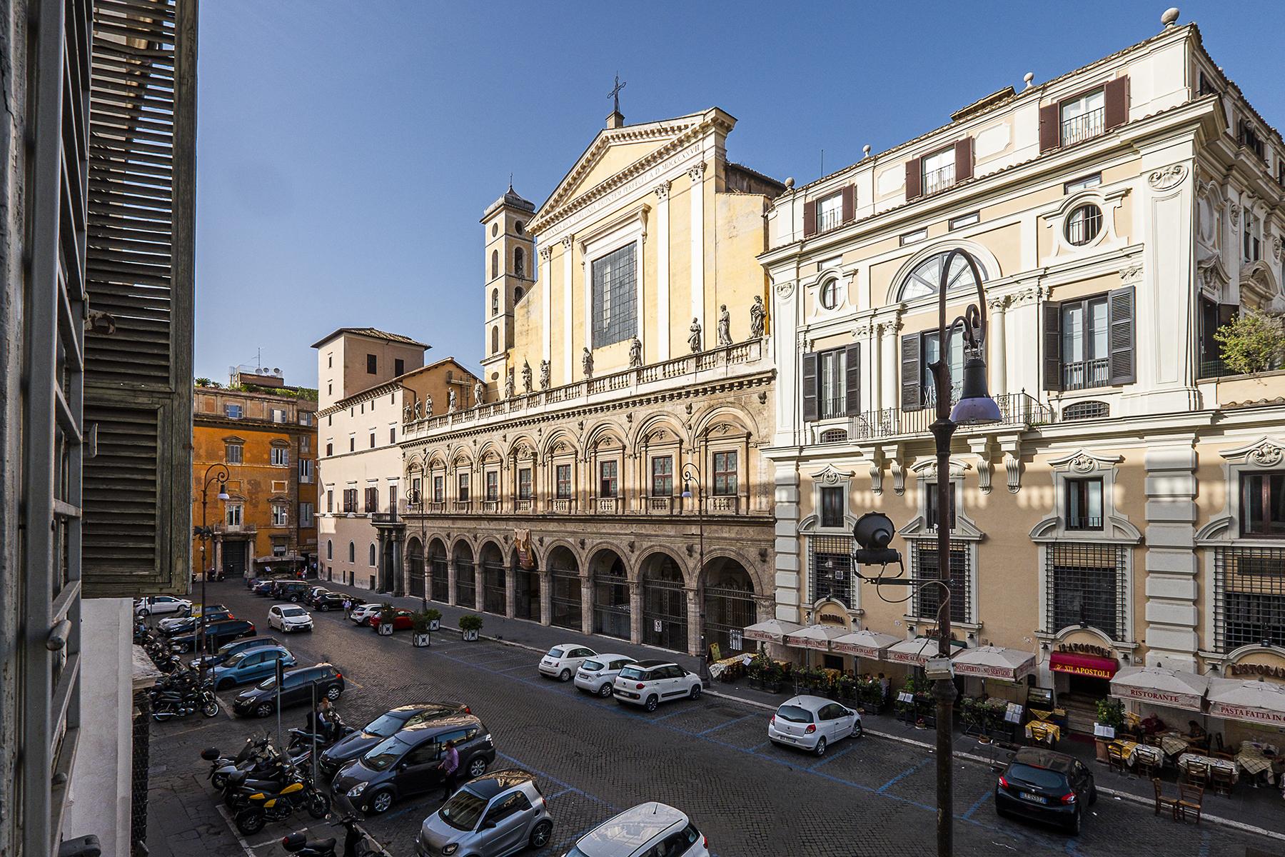 Ufficio-studio di lusso in affitto a Roma Piazza Dei santi ...