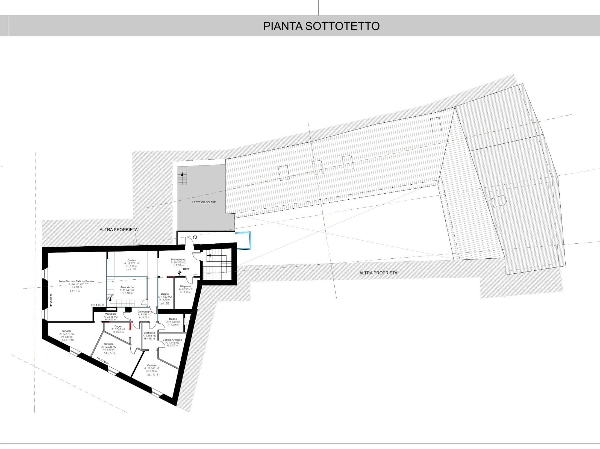Attico in Vendita a Desenzano Del Garda: 4 locali, 263 mq - Foto 12