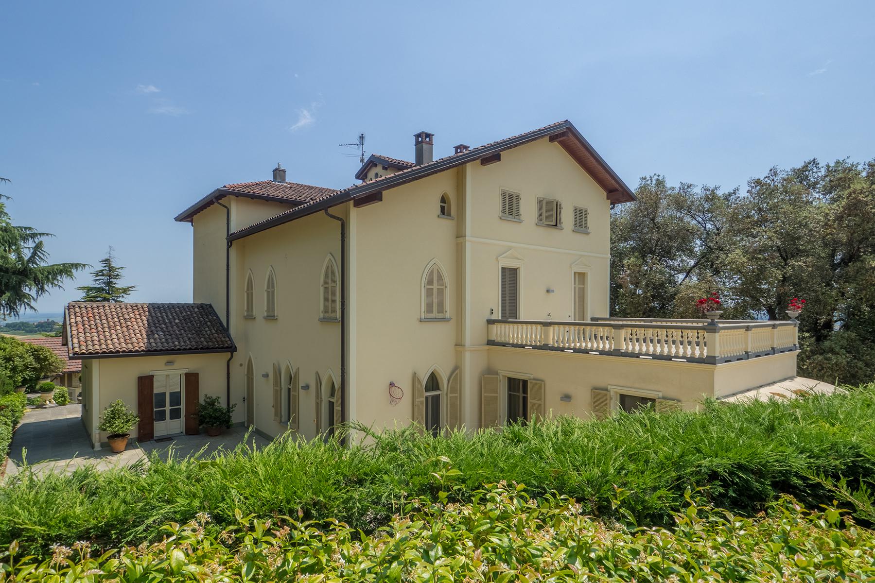Villa in Vendita a Cella Monte:  5 locali, 800 mq  - Foto 1