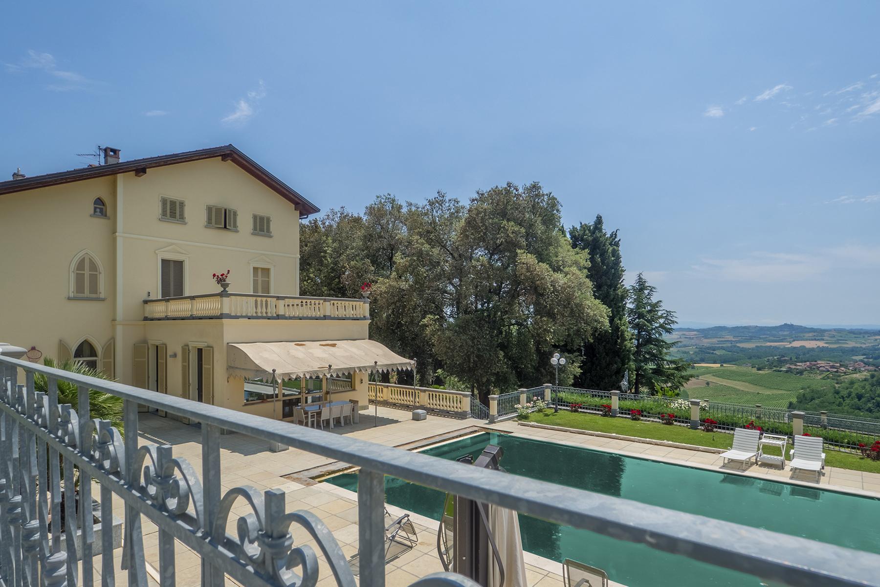 Villa in Vendita a Cella Monte: 5 locali, 800 mq - Foto 13