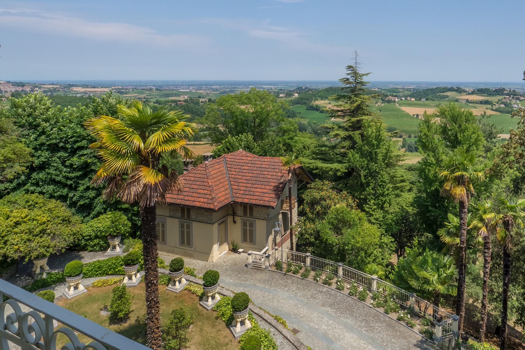 Villa in Vendita a Cella Monte: 5 locali, 800 mq - Foto 12