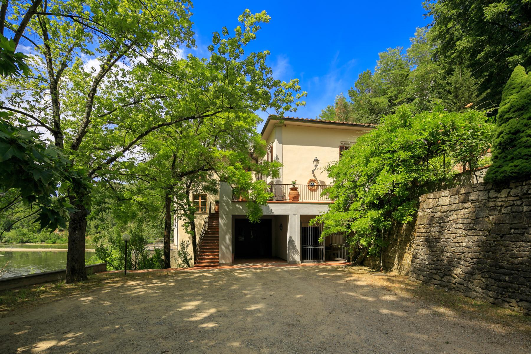 Villa in Vendita a Incisa In Val D'Arno: 5 locali, 750 mq - Foto 5