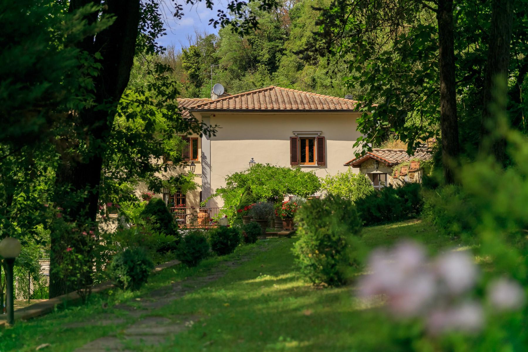 Villa in Vendita a Incisa In Val D'Arno: 5 locali, 750 mq - Foto 6