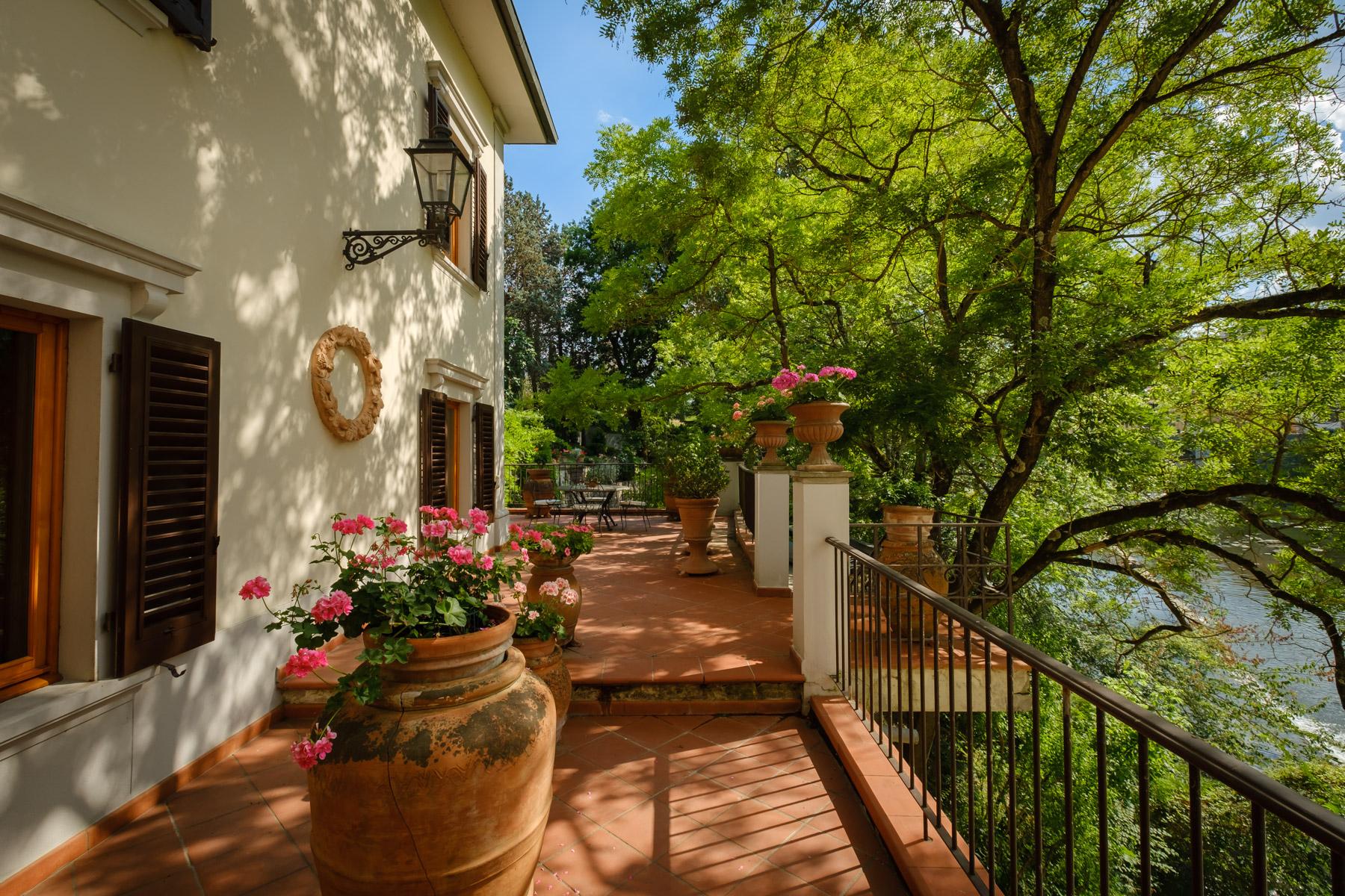 Villa in Vendita a Incisa In Val D'Arno: 5 locali, 750 mq - Foto 8