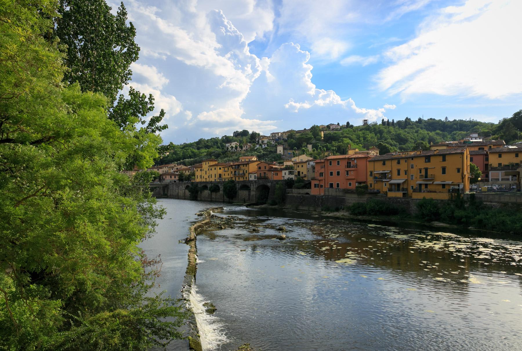 Villa in Vendita a Incisa In Val D'Arno: 5 locali, 750 mq - Foto 15