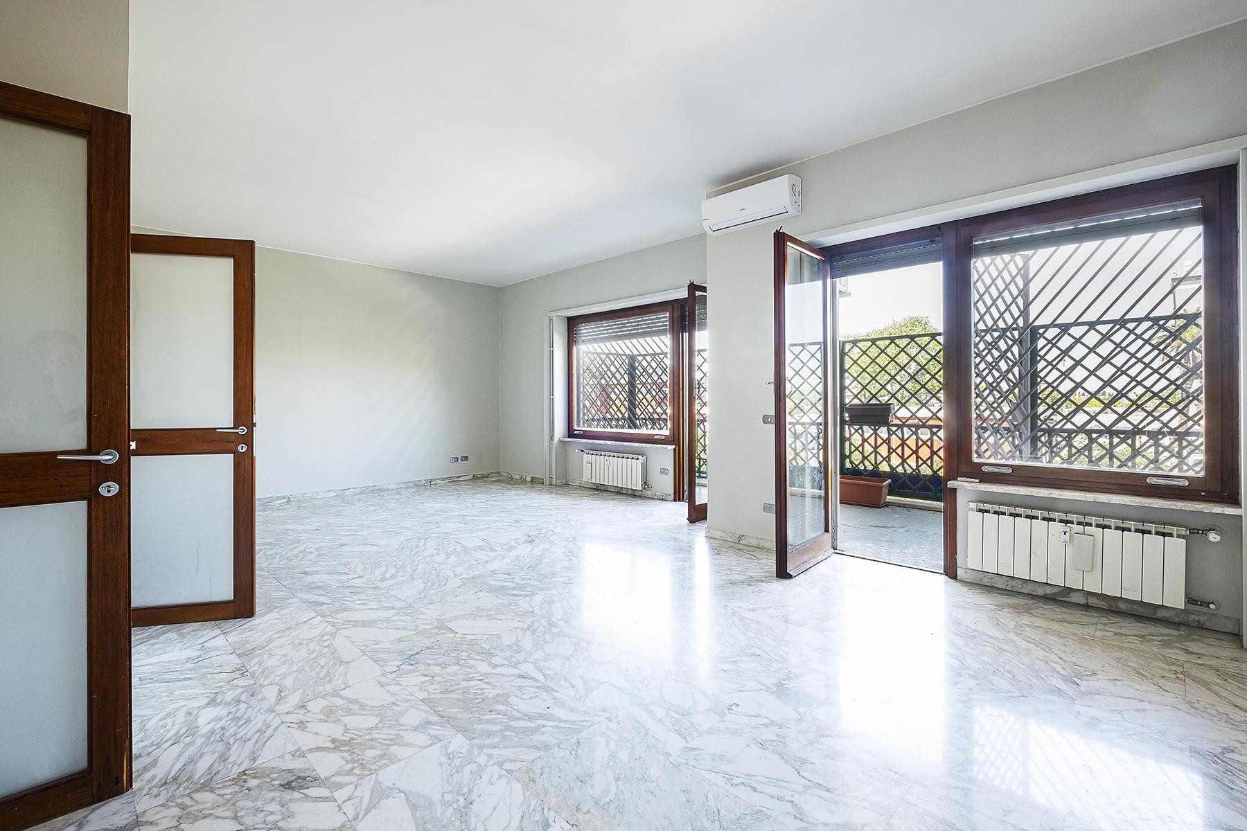 Appartamento in Affitto a Roma: 4 locali, 165 mq