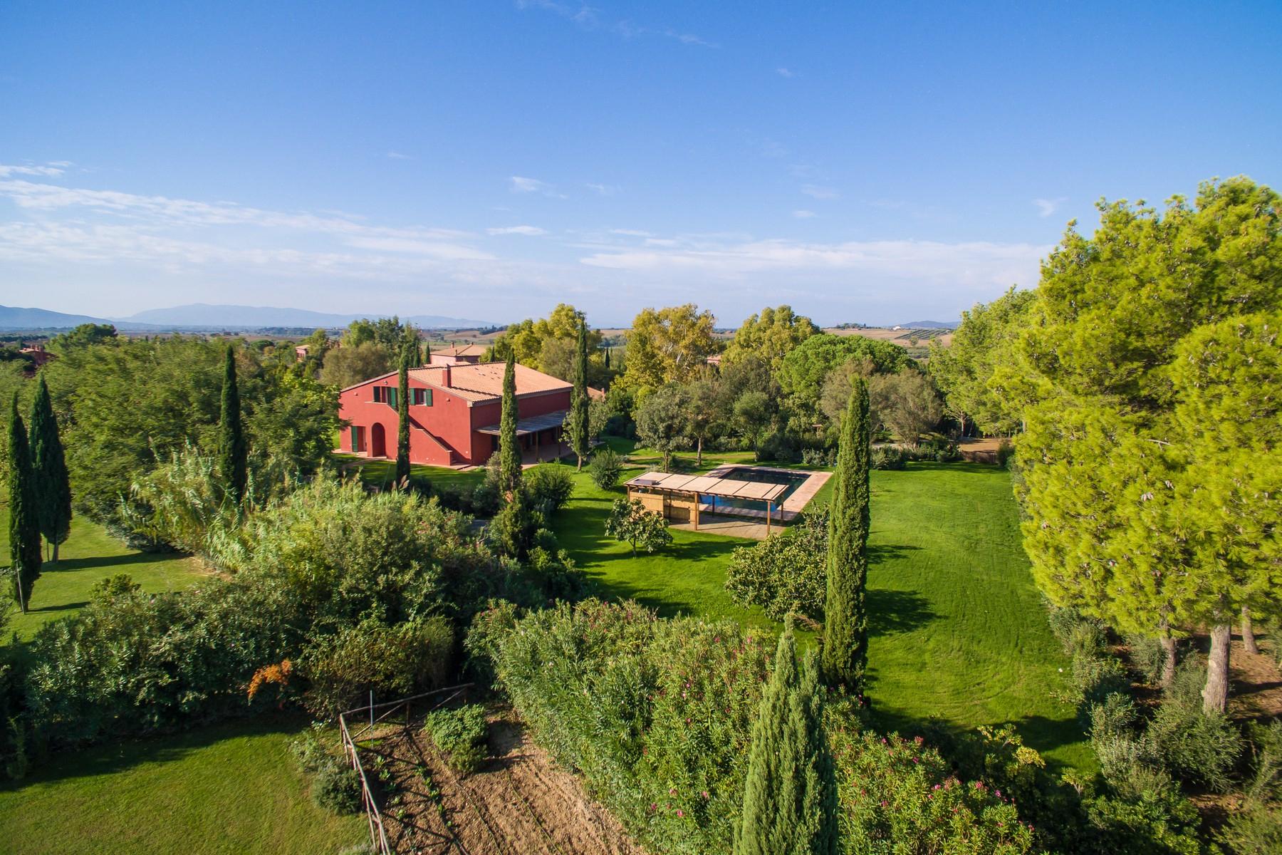 Villa in Vendita a Magliano In Toscana:  5 locali, 438 mq  - Foto 1