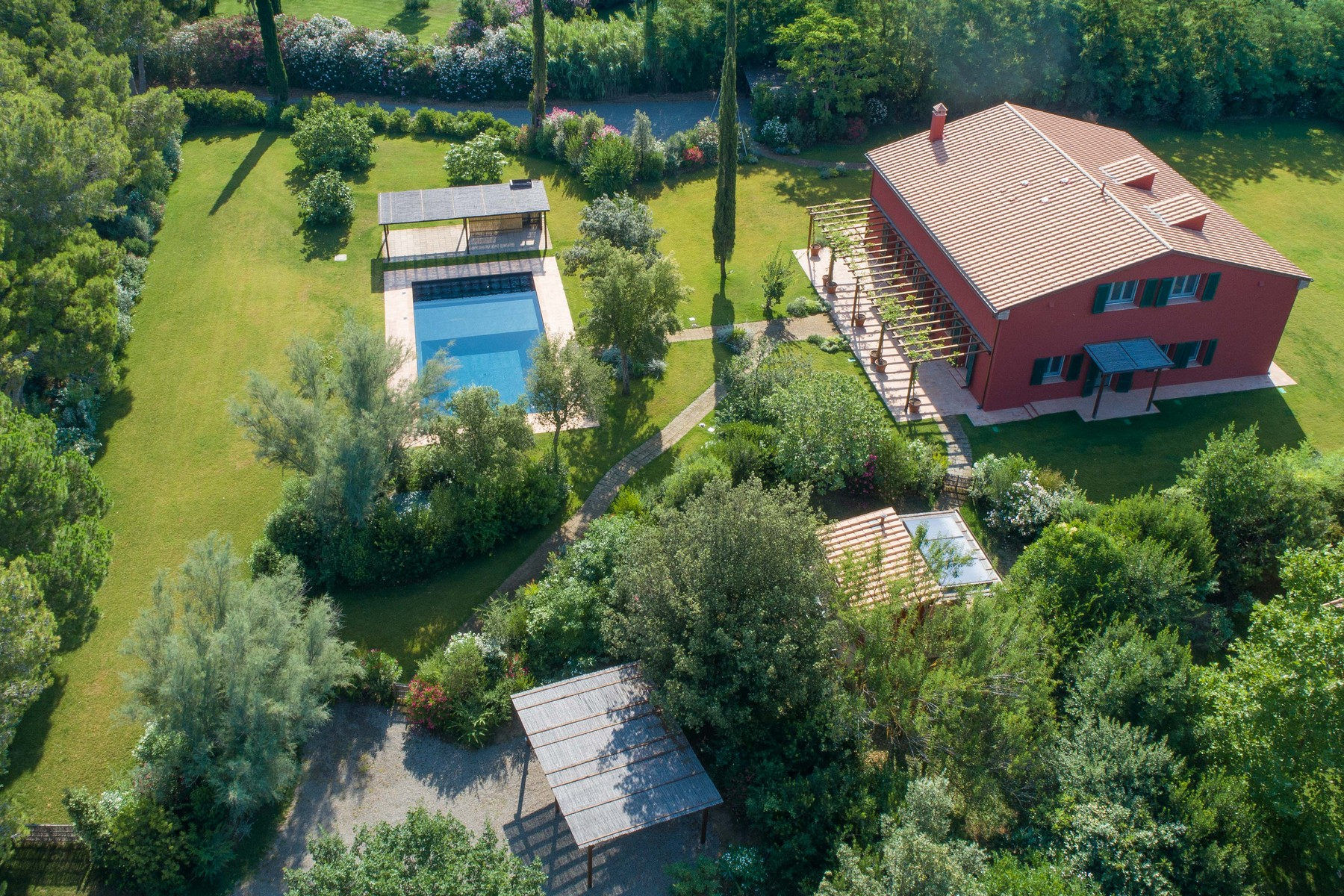 Villa in Vendita a Magliano In Toscana: 5 locali, 438 mq - Foto 13