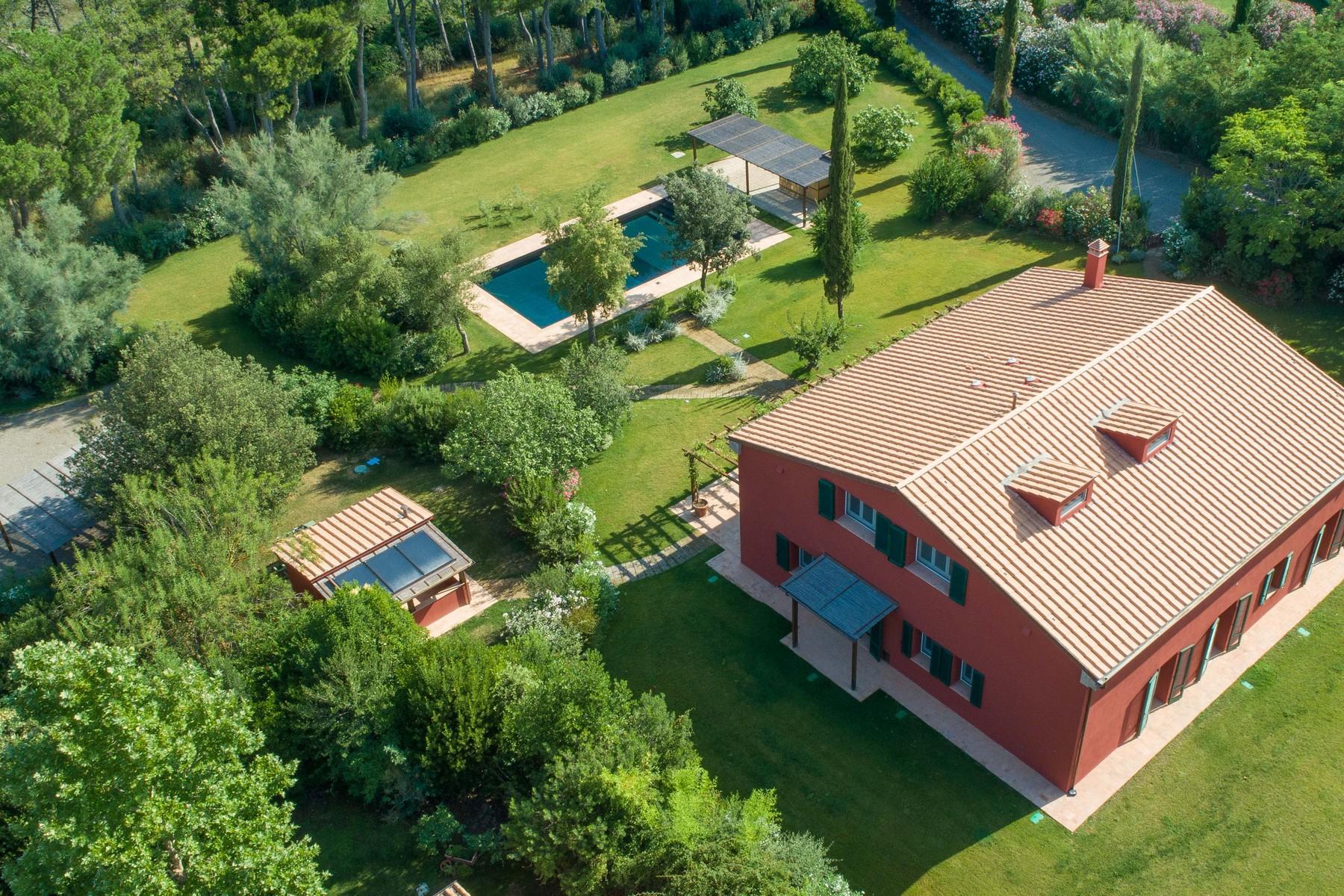 Villa in Vendita a Magliano In Toscana: 5 locali, 438 mq - Foto 14
