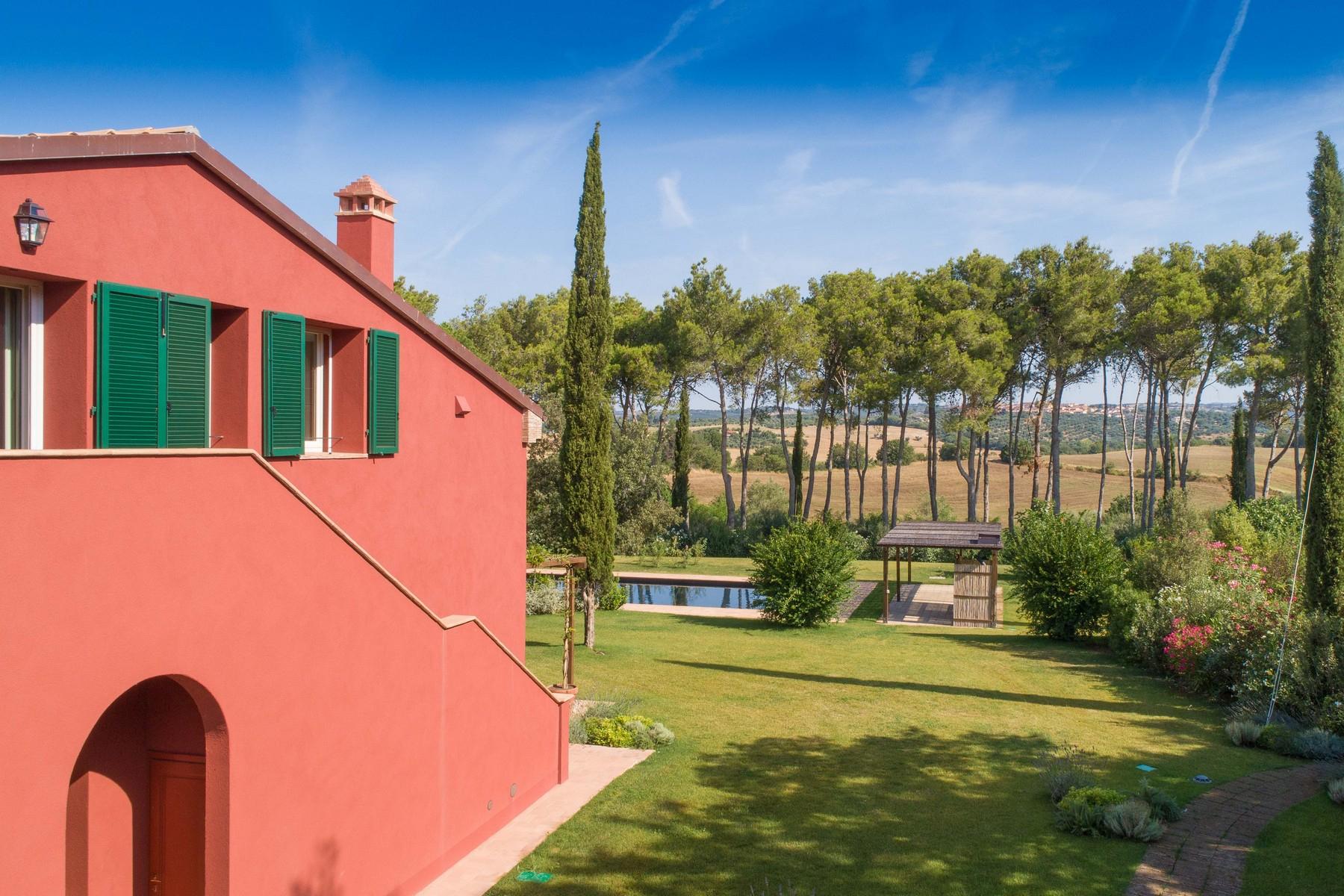 Villa in Vendita a Magliano In Toscana: 5 locali, 438 mq - Foto 3