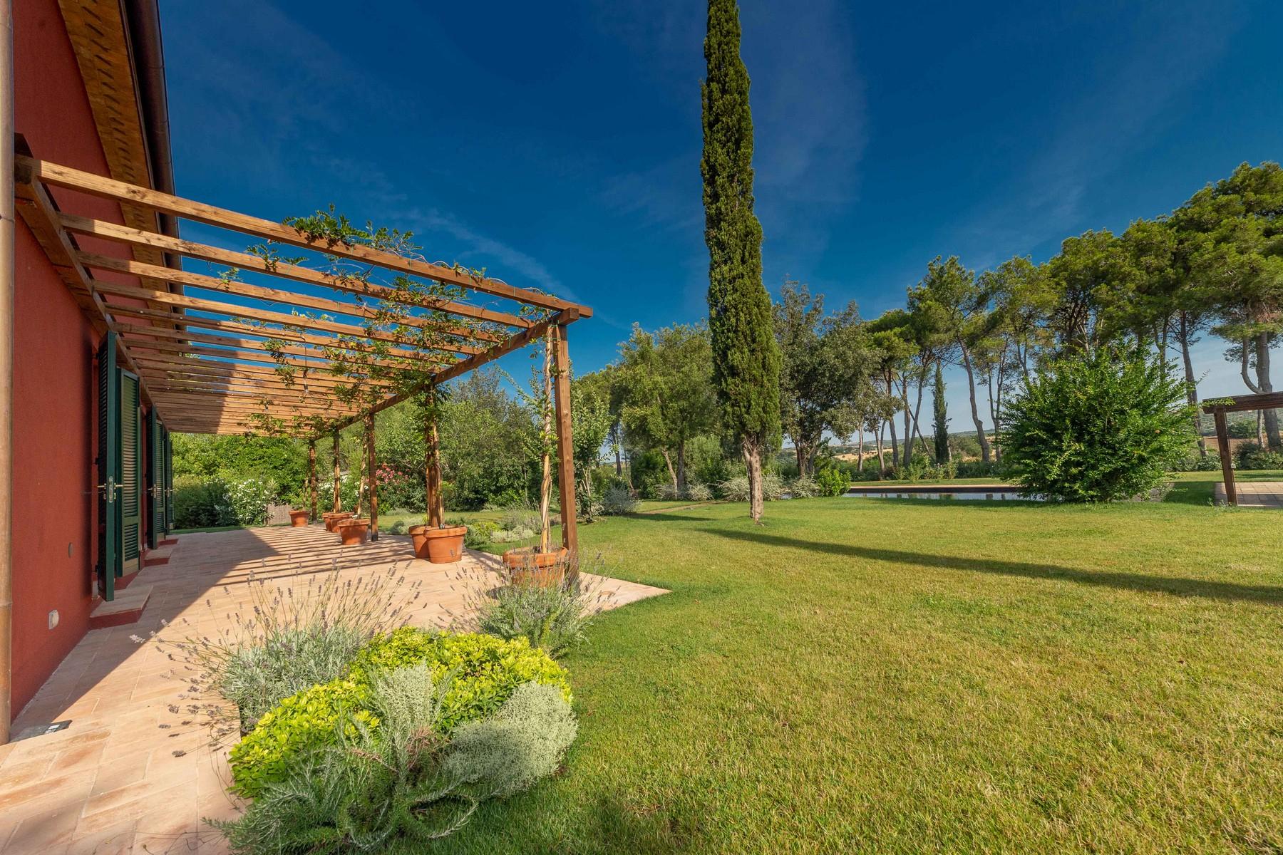 Villa in Vendita a Magliano In Toscana: 5 locali, 438 mq - Foto 8