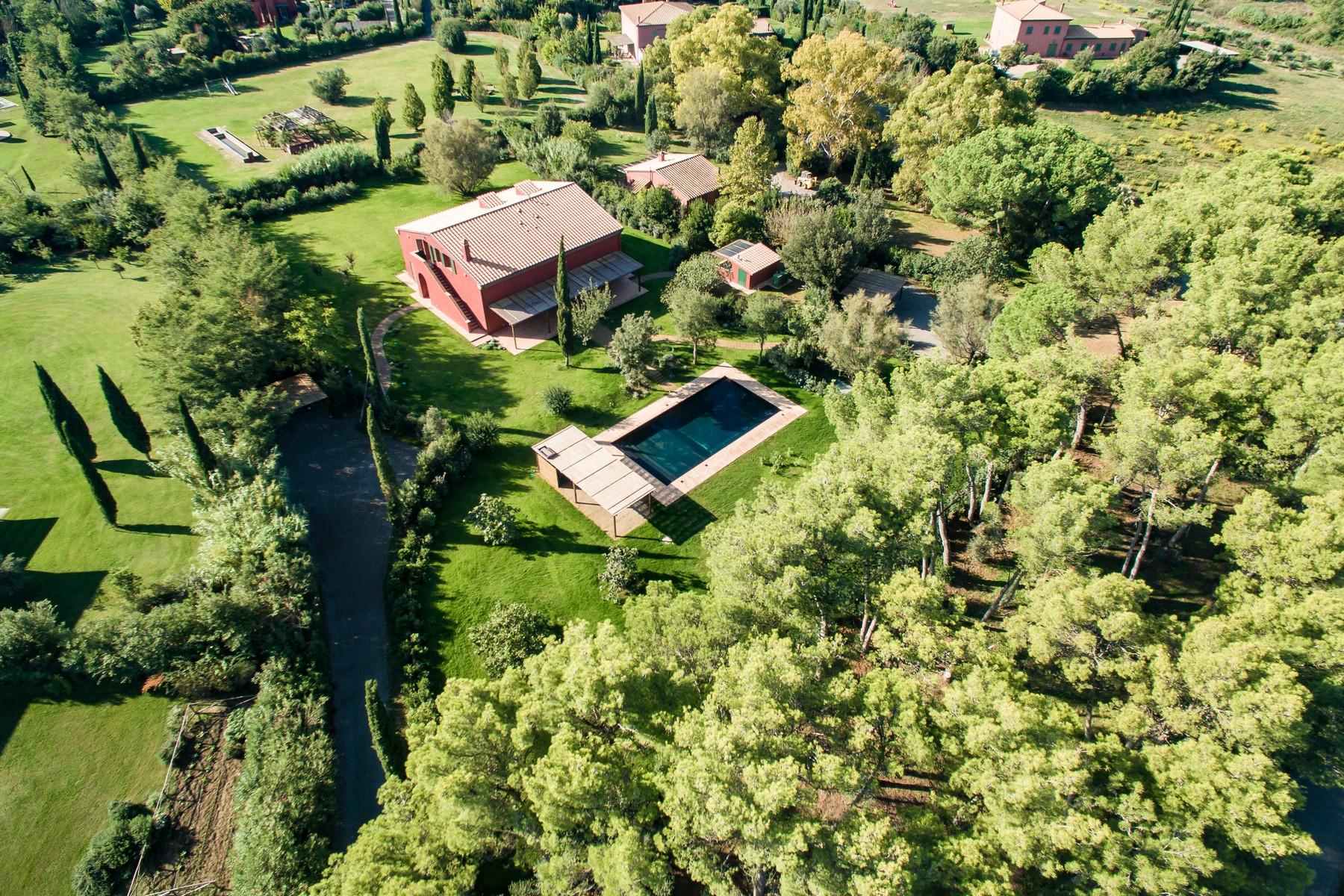 Villa in Vendita a Magliano In Toscana: 5 locali, 545 mq - Foto 12