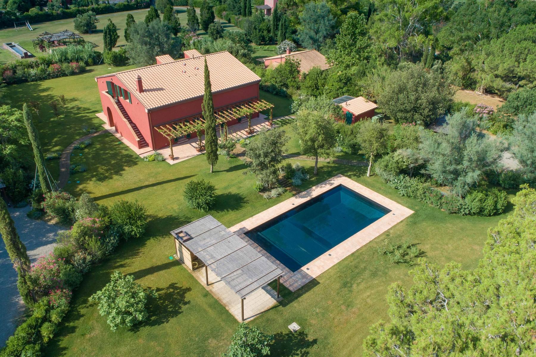 Villa in Vendita a Magliano In Toscana: 5 locali, 545 mq - Foto 13