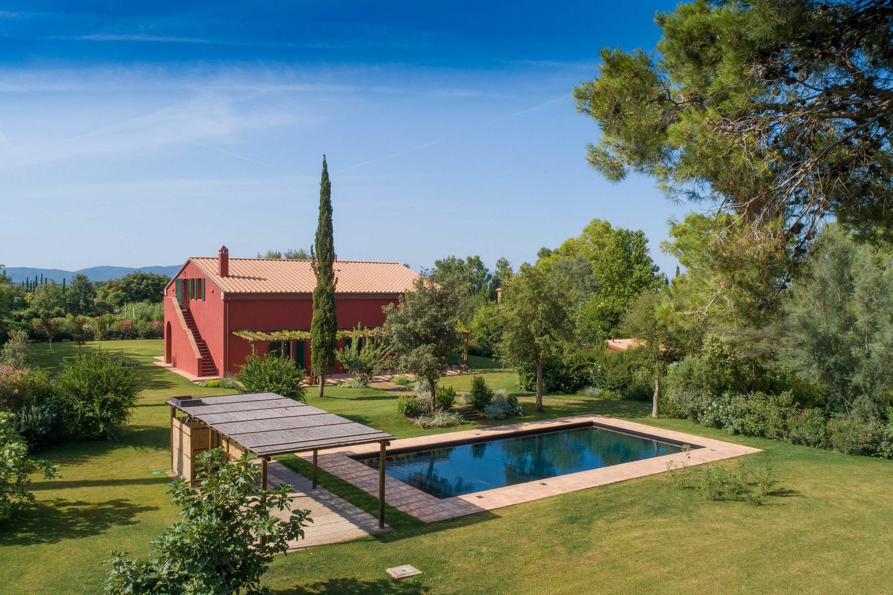Villa in Vendita a Magliano In Toscana: 5 locali, 545 mq - Foto 2