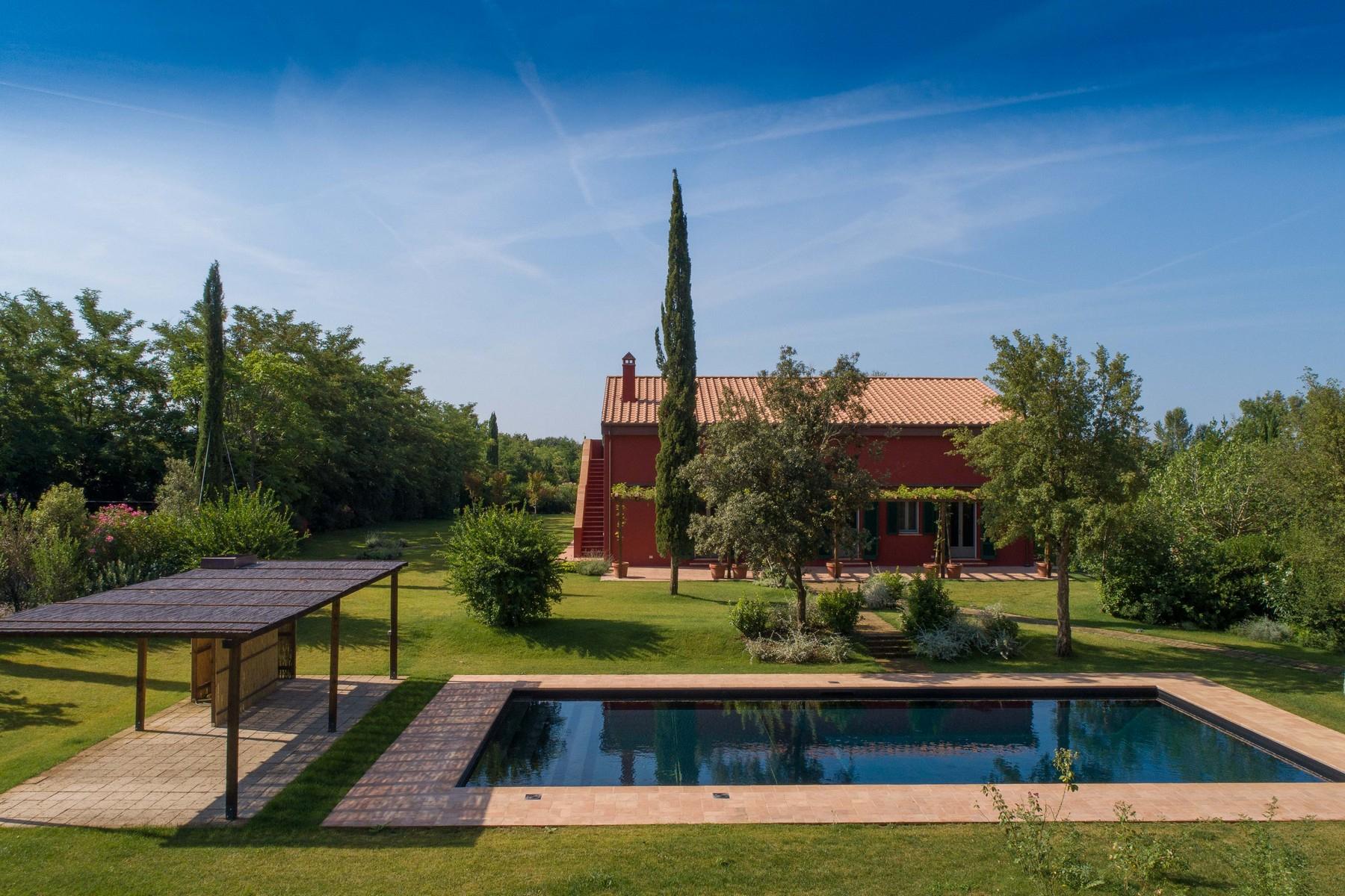Villa in Vendita a Magliano In Toscana: 5 locali, 545 mq - Foto 7