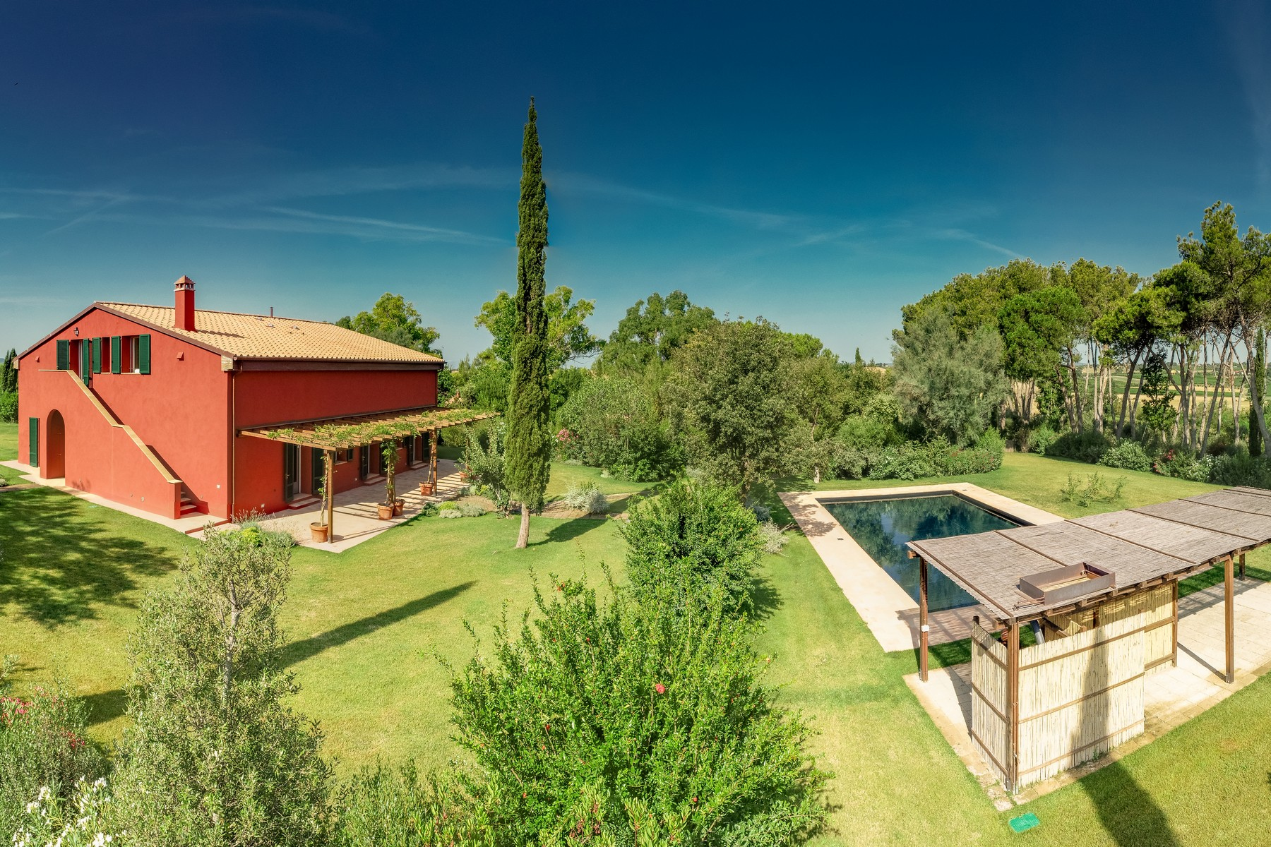 Villa in Vendita a Magliano In Toscana: 5 locali, 545 mq