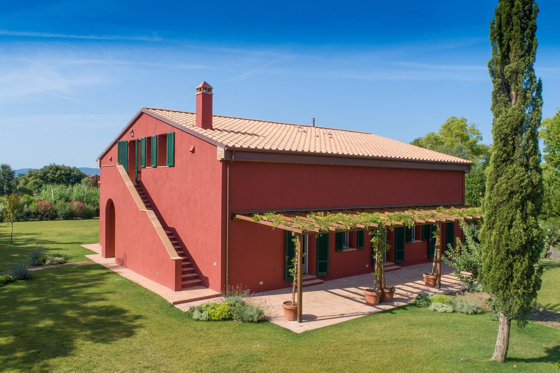 Villa in Vendita a Magliano In Toscana: 5 locali, 545 mq - Foto 6