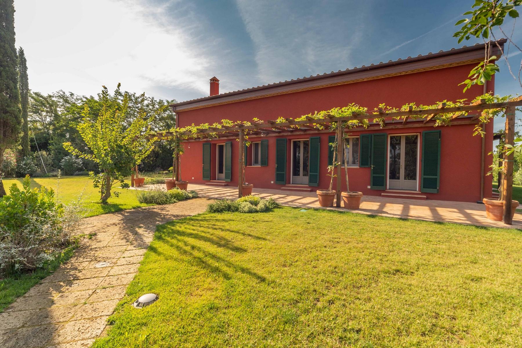 Villa in Vendita a Magliano In Toscana: 5 locali, 545 mq - Foto 4