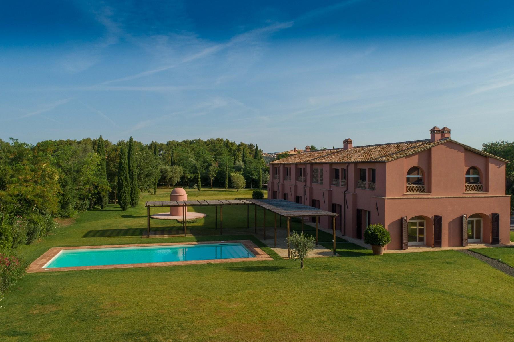 Villa in Vendita a Magliano In Toscana: 5 locali, 790 mq - Foto 2