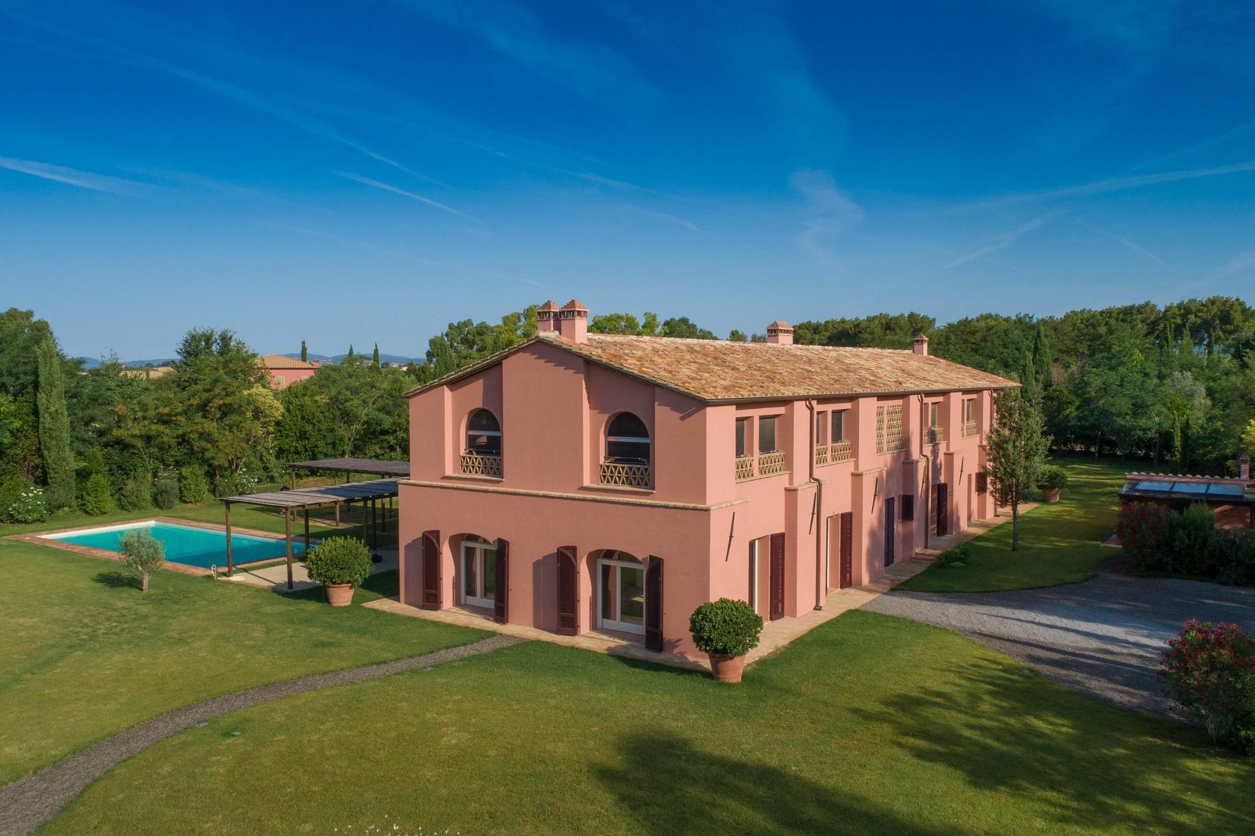 Villa in Vendita a Magliano In Toscana: 5 locali, 790 mq - Foto 3