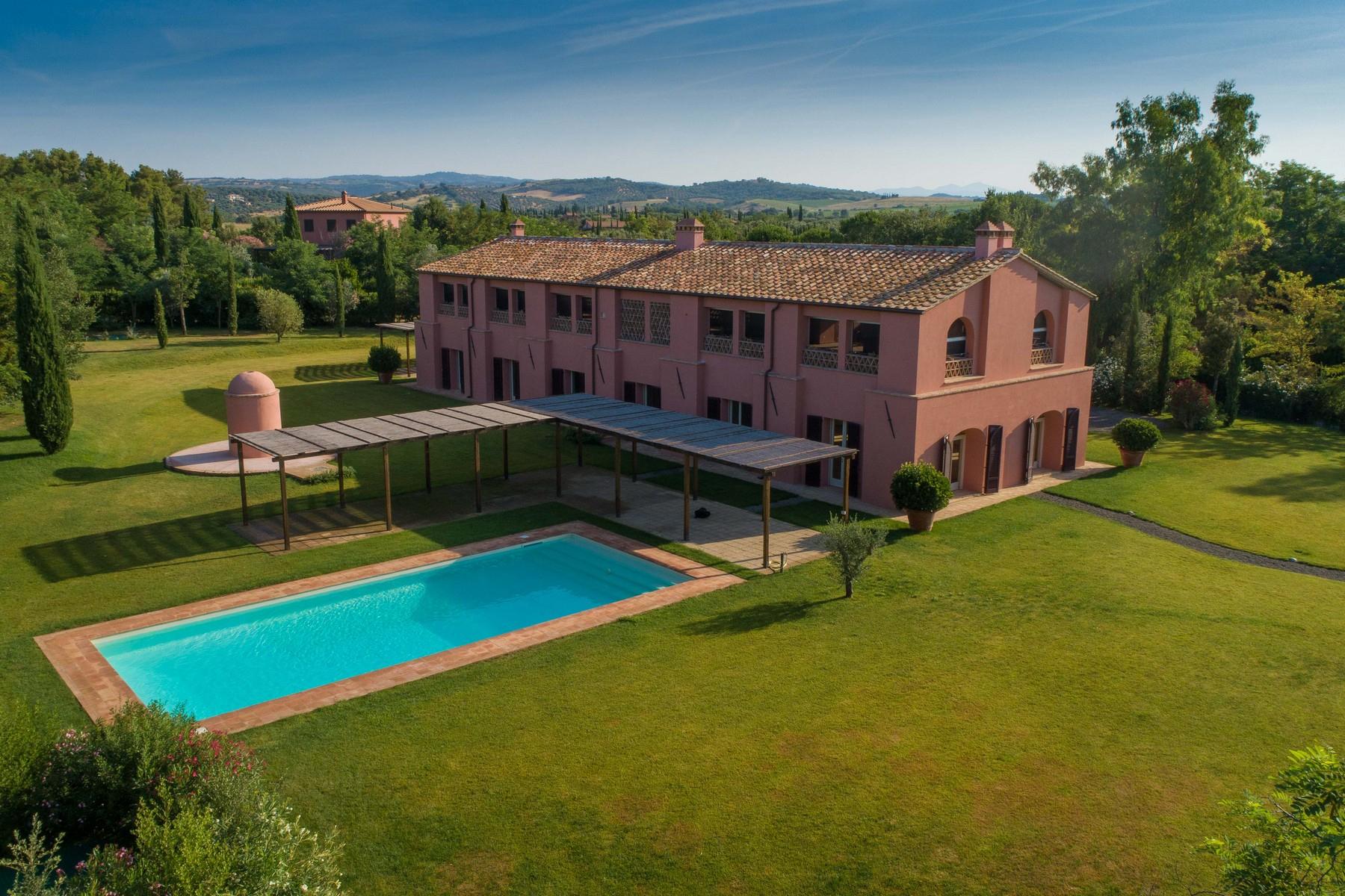 Villa in Vendita a Magliano In Toscana: 5 locali, 790 mq - Foto 4