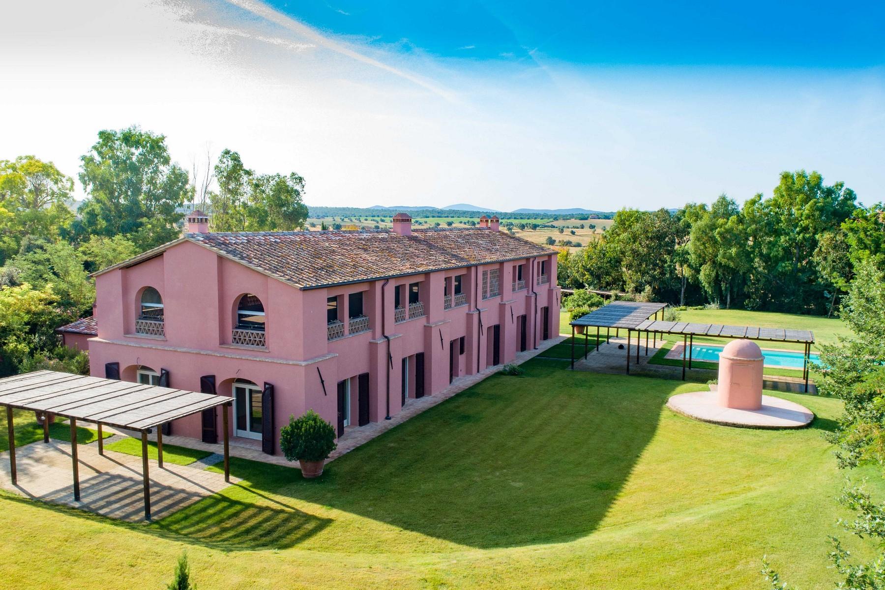 Villa in Vendita a Magliano In Toscana: 5 locali, 790 mq - Foto 7