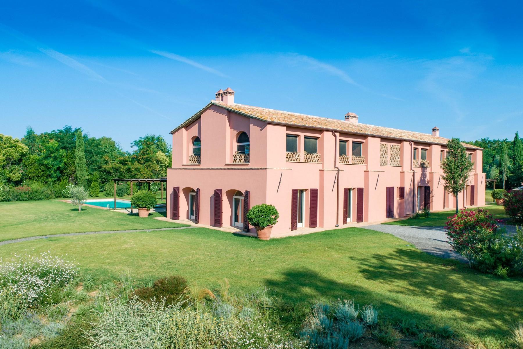 Villa in Vendita a Magliano In Toscana: 5 locali, 790 mq - Foto 5