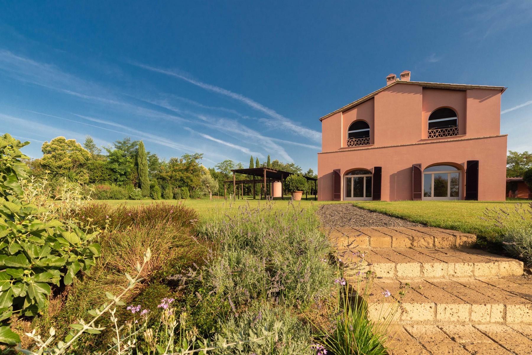 Villa in Vendita a Magliano In Toscana: 5 locali, 790 mq - Foto 8