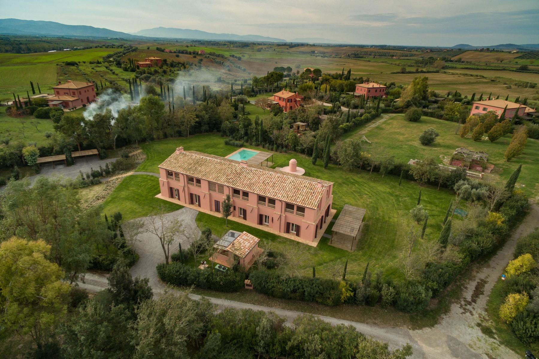 Villa in Vendita a Magliano In Toscana: 5 locali, 790 mq - Foto 12