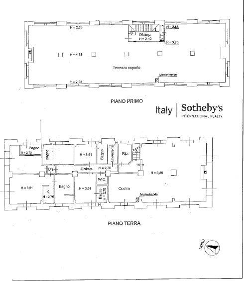 Villa in Vendita a Magliano In Toscana: 5 locali, 790 mq - Foto 27