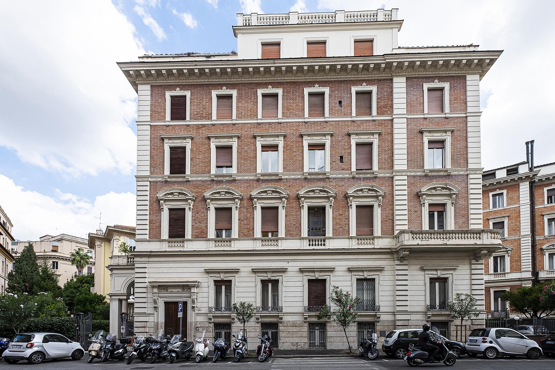 Ufficio-studio in Affitto a Roma 02 Parioli / Pinciano / Flaminio: 5 locali, 620 mq