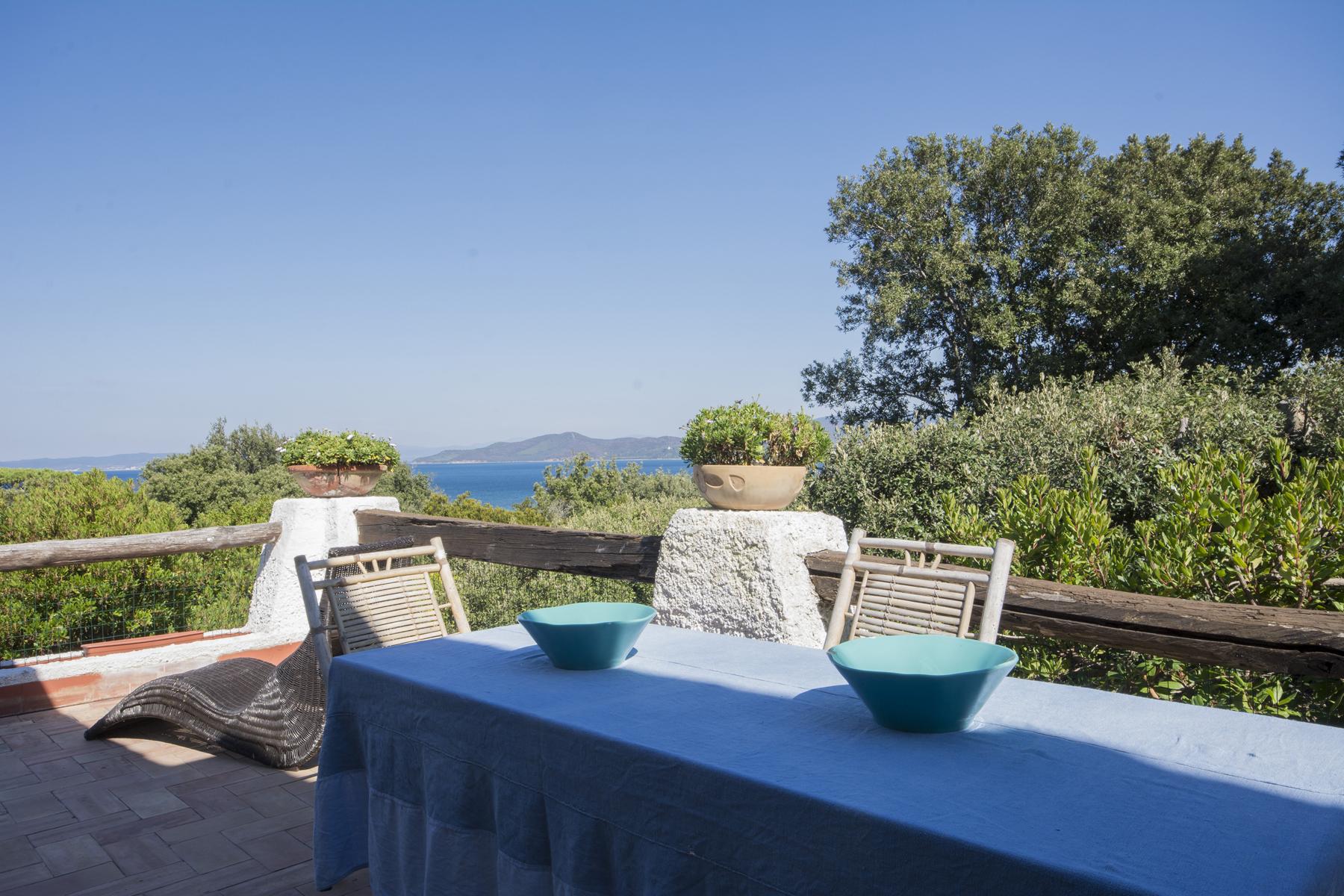 Villa in Vendita a Castiglione Della Pescaia: 5 locali, 323 mq - Foto 22