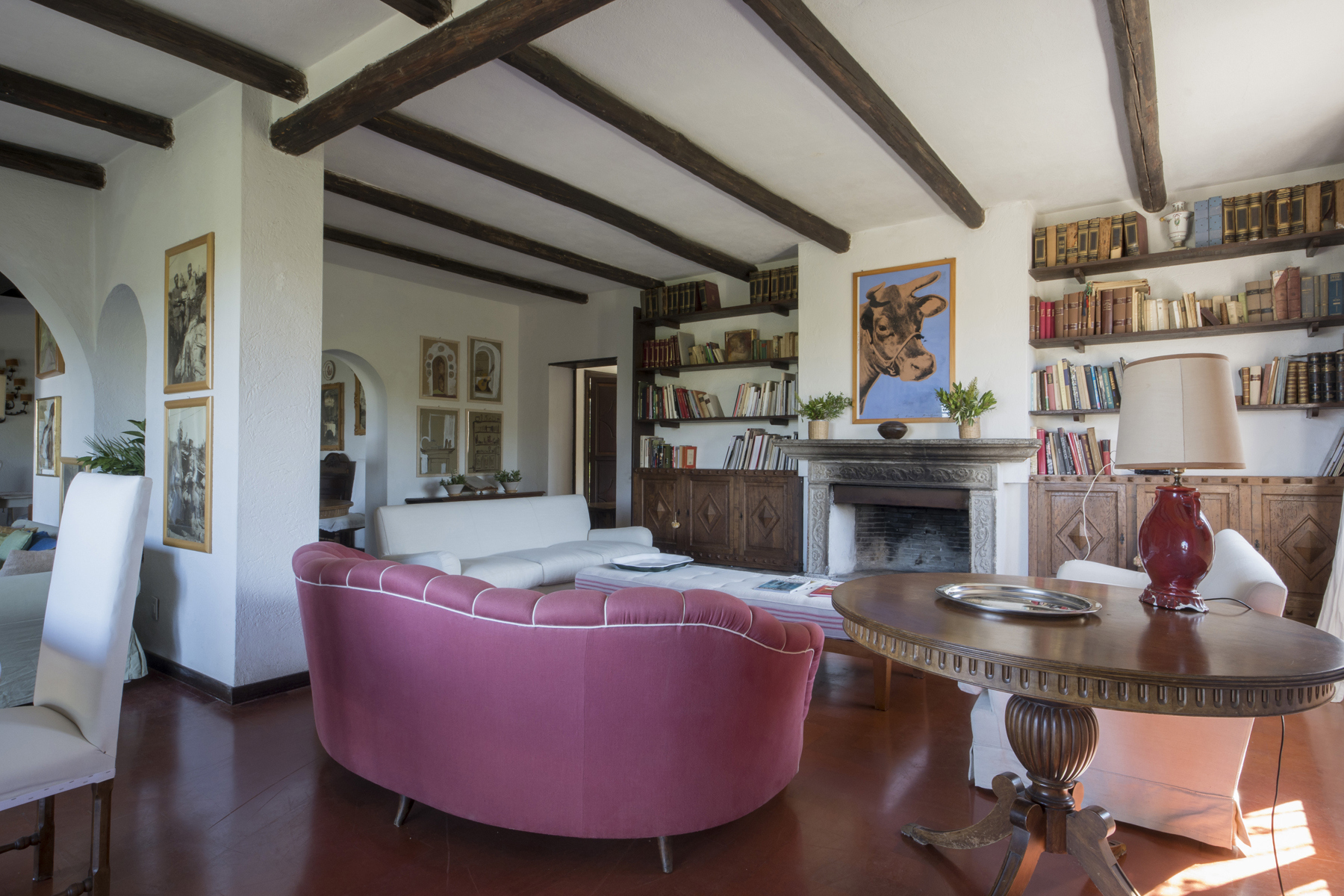 Villa in Vendita a Castiglione Della Pescaia: 5 locali, 323 mq - Foto 25