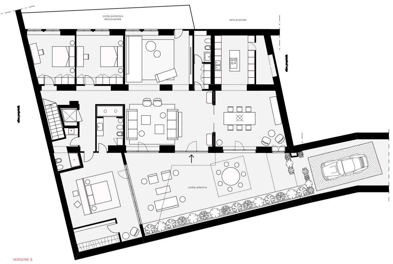 Casa indipendente in Vendita a Milano: 5 locali, 590 mq - Foto 25