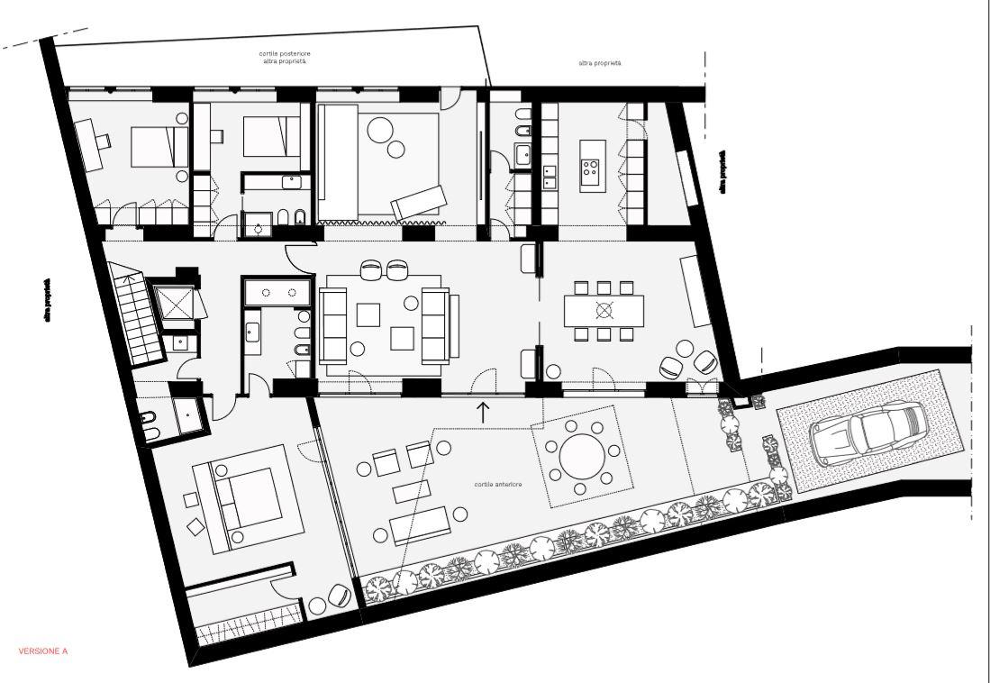 Casa indipendente in Vendita a Milano: 5 locali, 590 mq - Foto 26