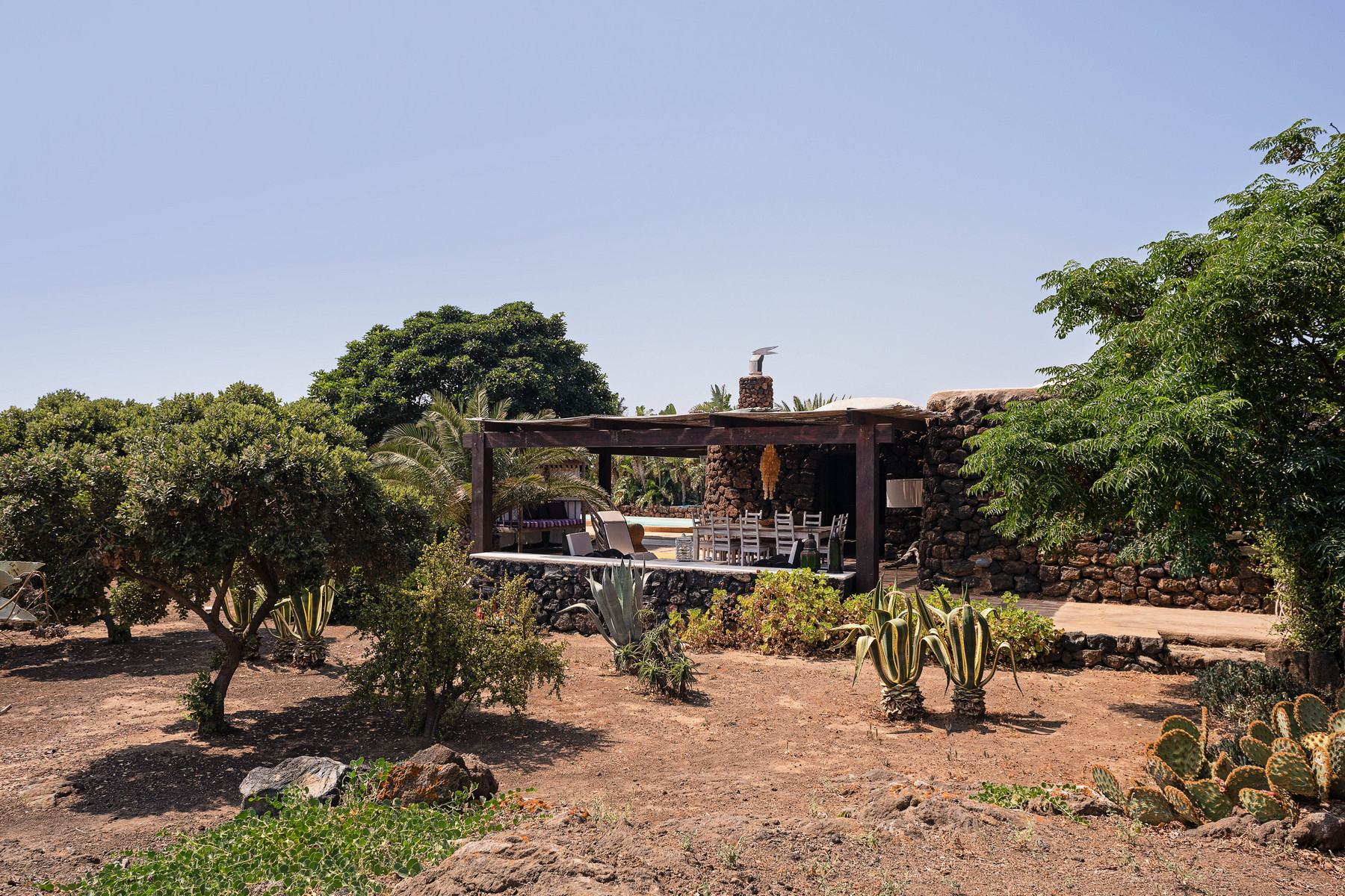 Villa in Vendita a Pantelleria: 5 locali, 82 mq - Foto 2