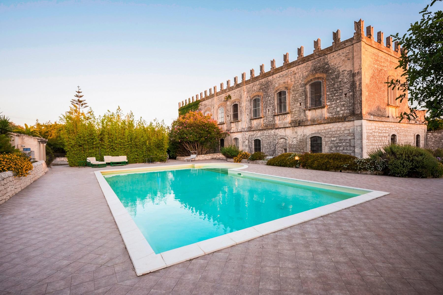 Villa in Vendita a Modica strada comunale busita carranzonza