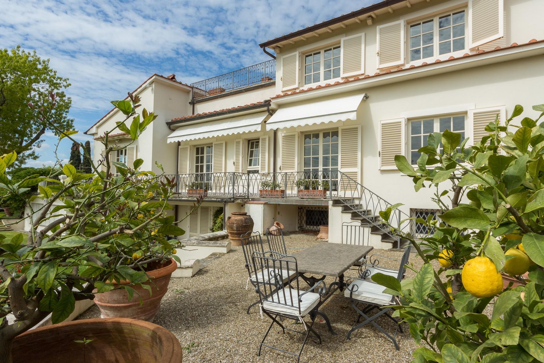 Villa in Vendita a Firenze Semicentro Nord: 5 locali, 618 mq