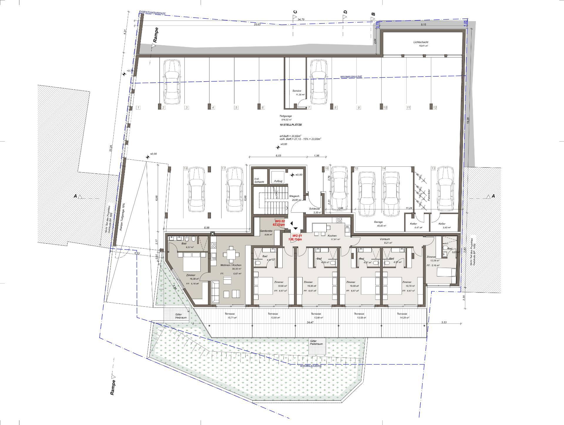 Appartamento in Vendita a Badia: 5 locali, 120 mq - Foto 20