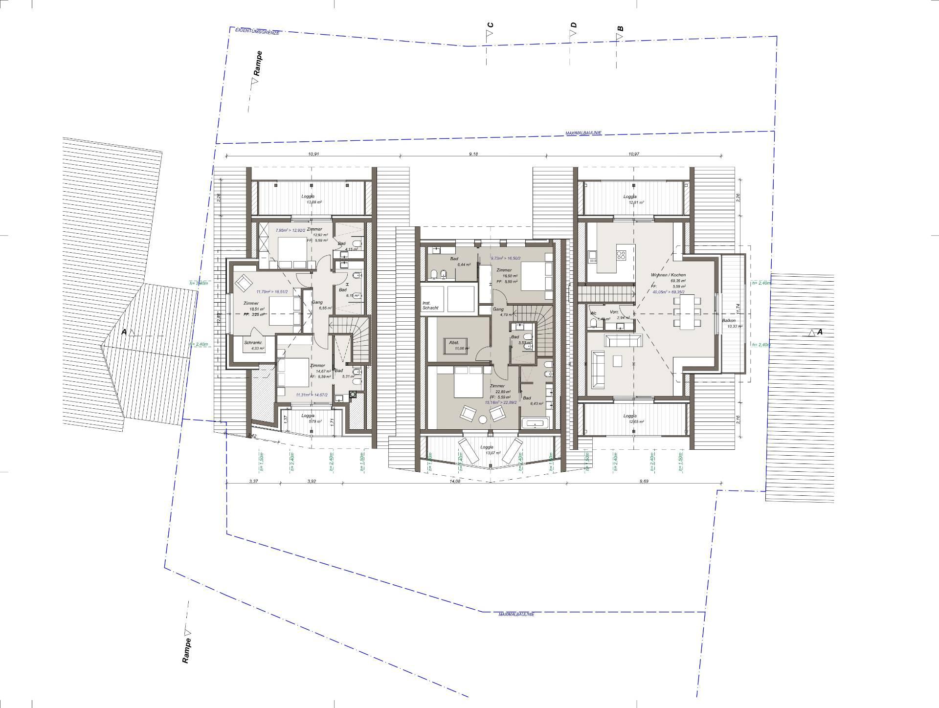 Appartamento in Vendita a Badia: 5 locali, 120 mq - Foto 21