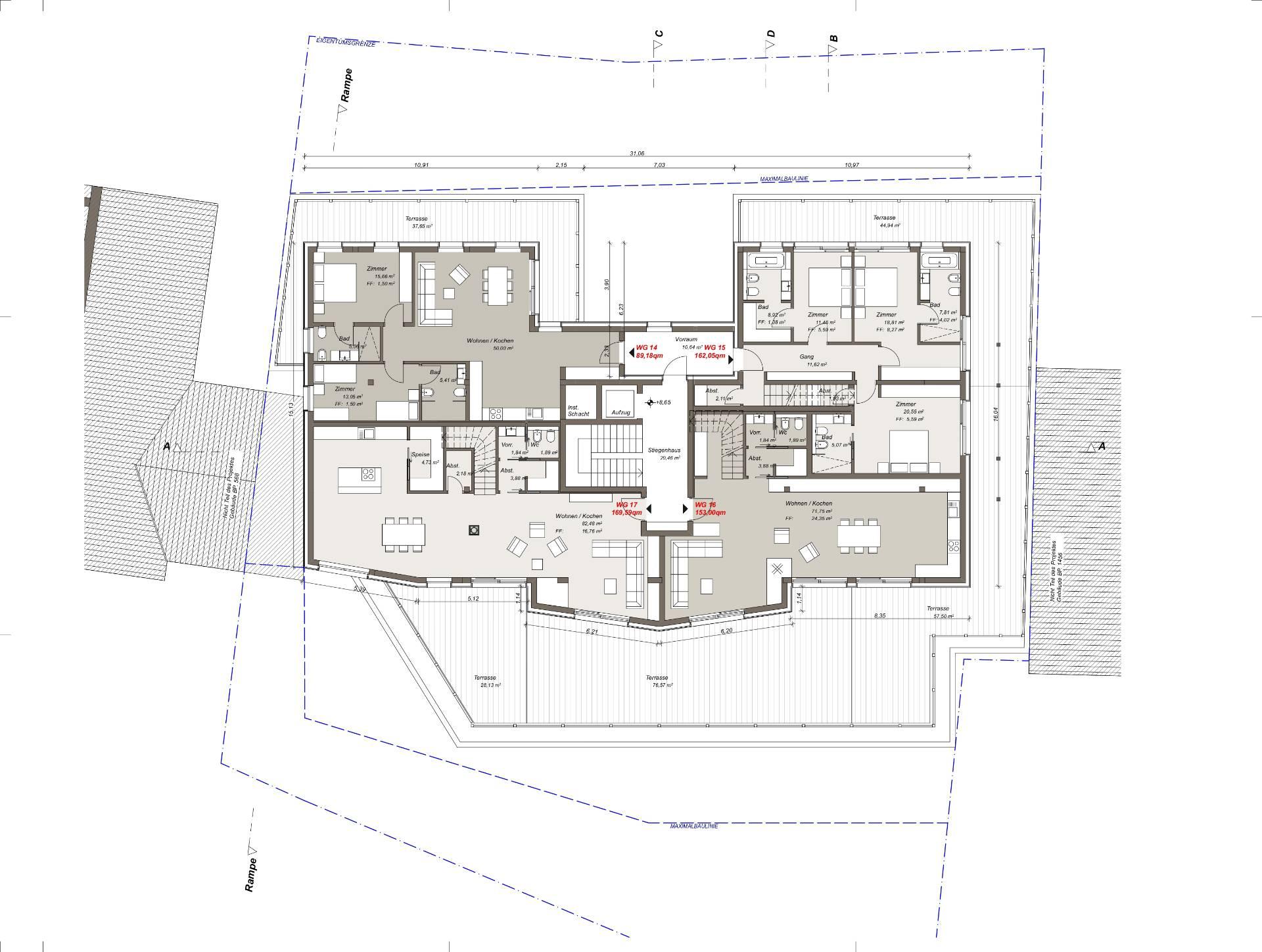 Appartamento in Vendita a Badia: 5 locali, 120 mq - Foto 22