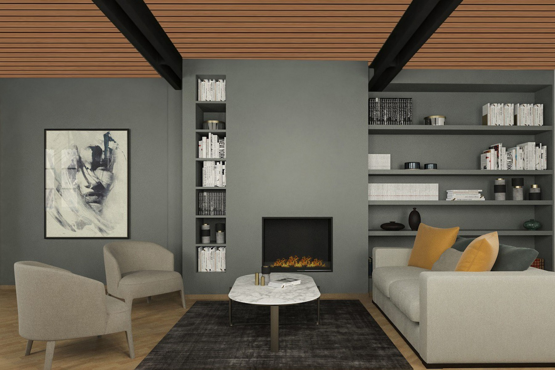 Appartamento in Affitto a Milano: 5 locali, 300 mq - Foto 9