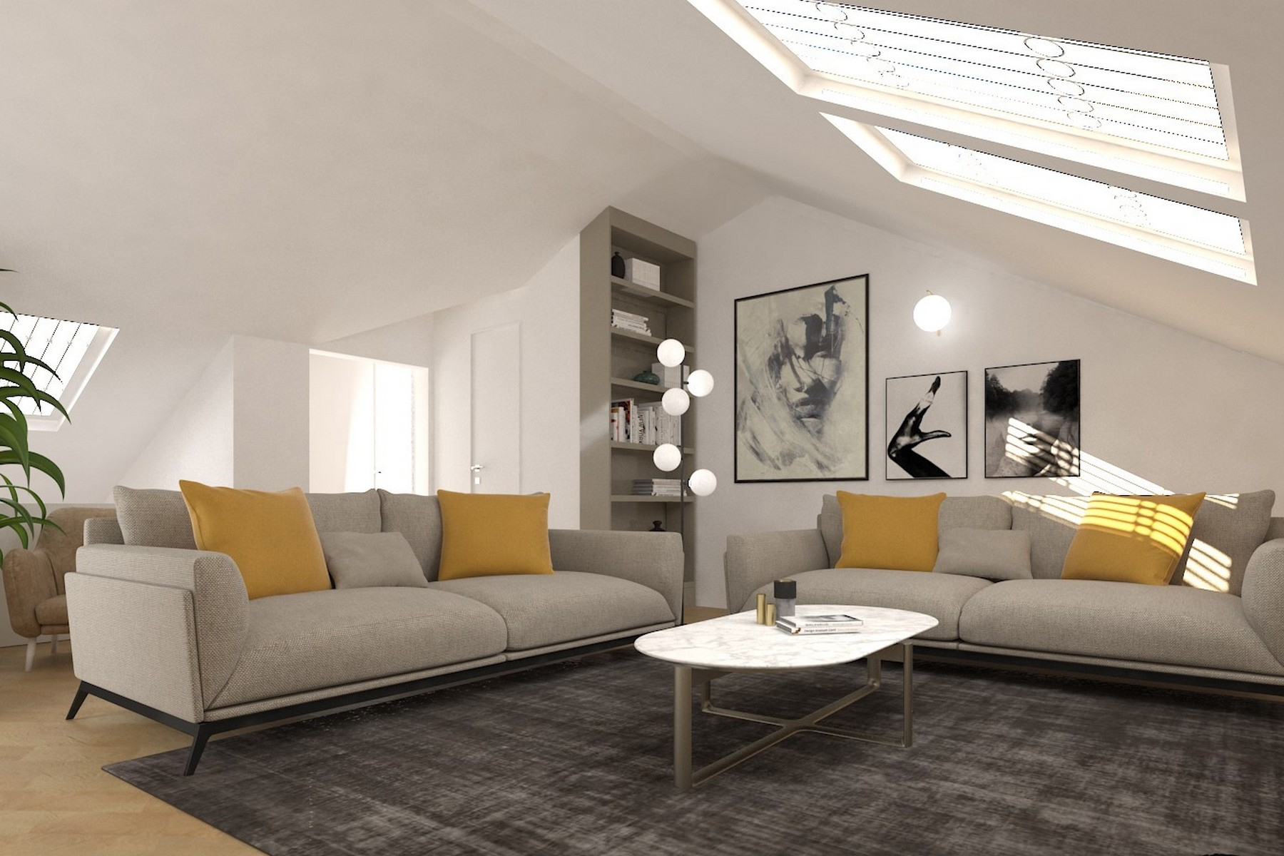 Appartamento in Affitto a Milano: 5 locali, 300 mq - Foto 7