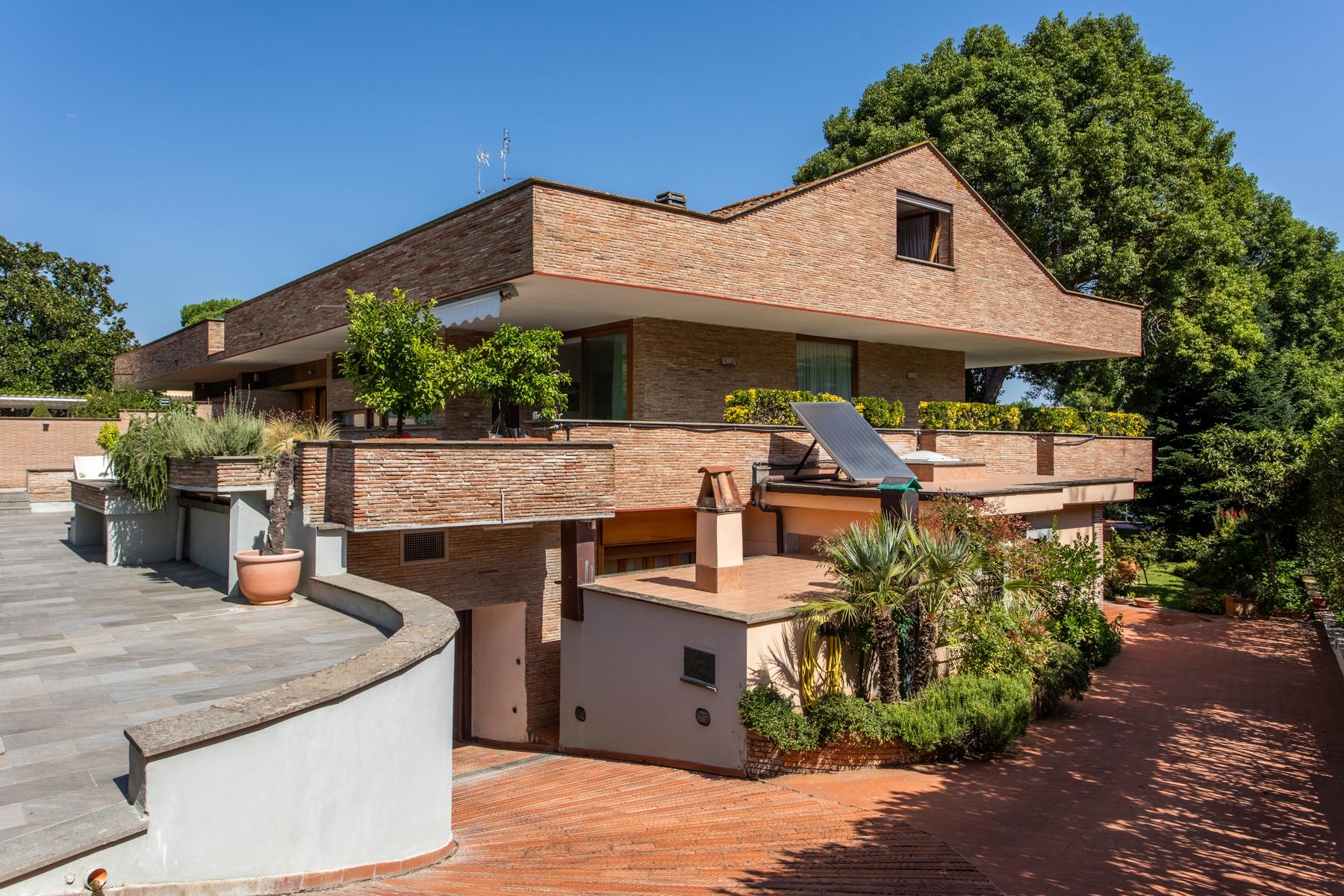 Villa in Vendita a Roma: 5 locali, 650 mq - Foto 2