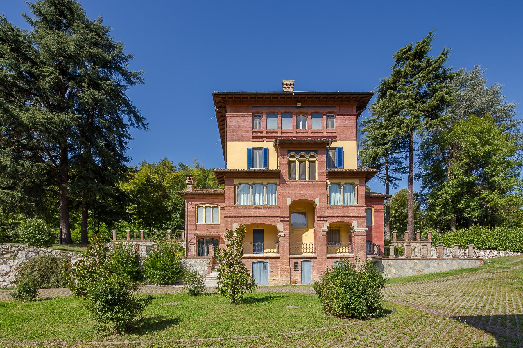 Villa in Vendita a Salsomaggiore Terme via dalla rosa