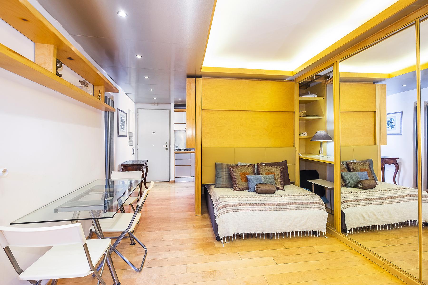 Appartamento in Vendita a Roma 28 Trastevere / Testaccio: 1 locali, 37 mq
