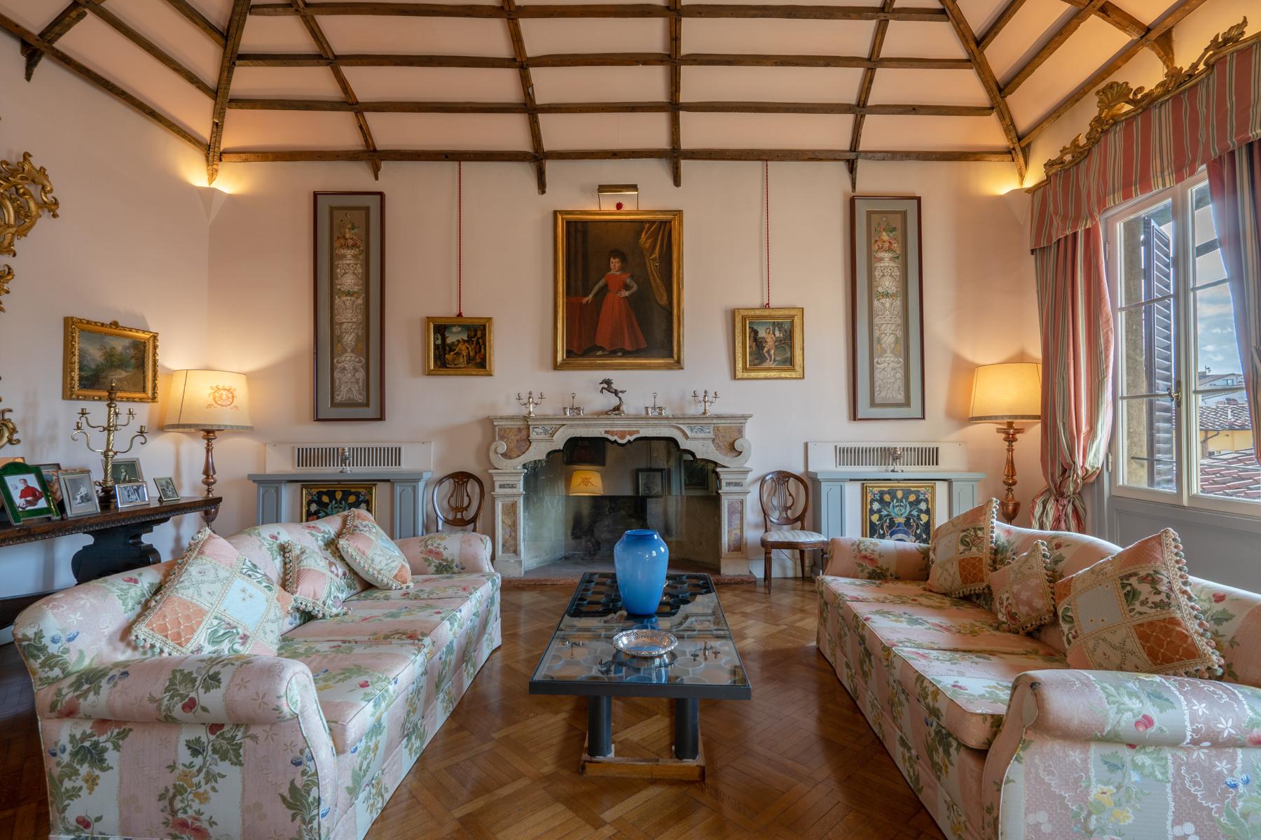 Appartamento in Affitto a Firenze: 5 locali, 370 mq - Foto 16