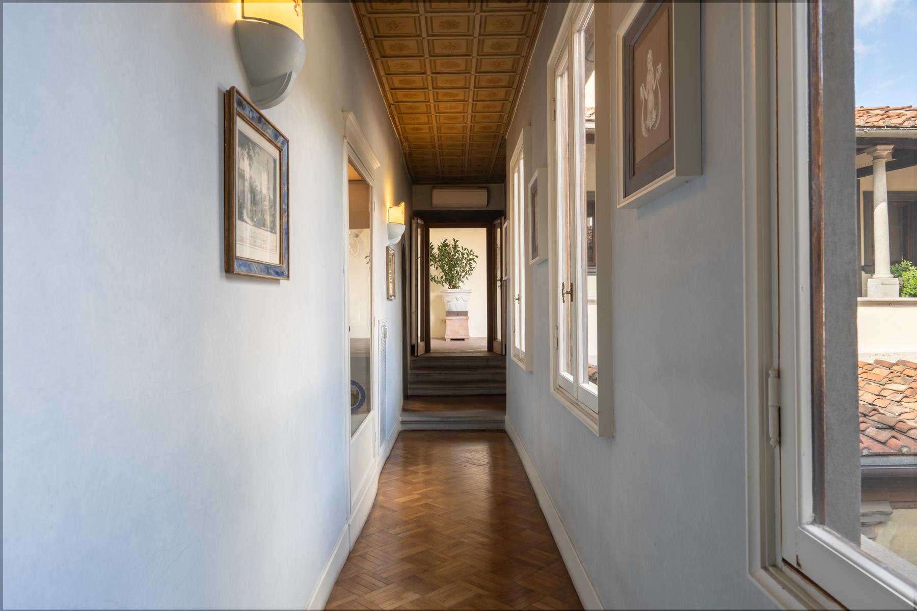 Appartamento in Affitto a Firenze: 5 locali, 370 mq - Foto 11