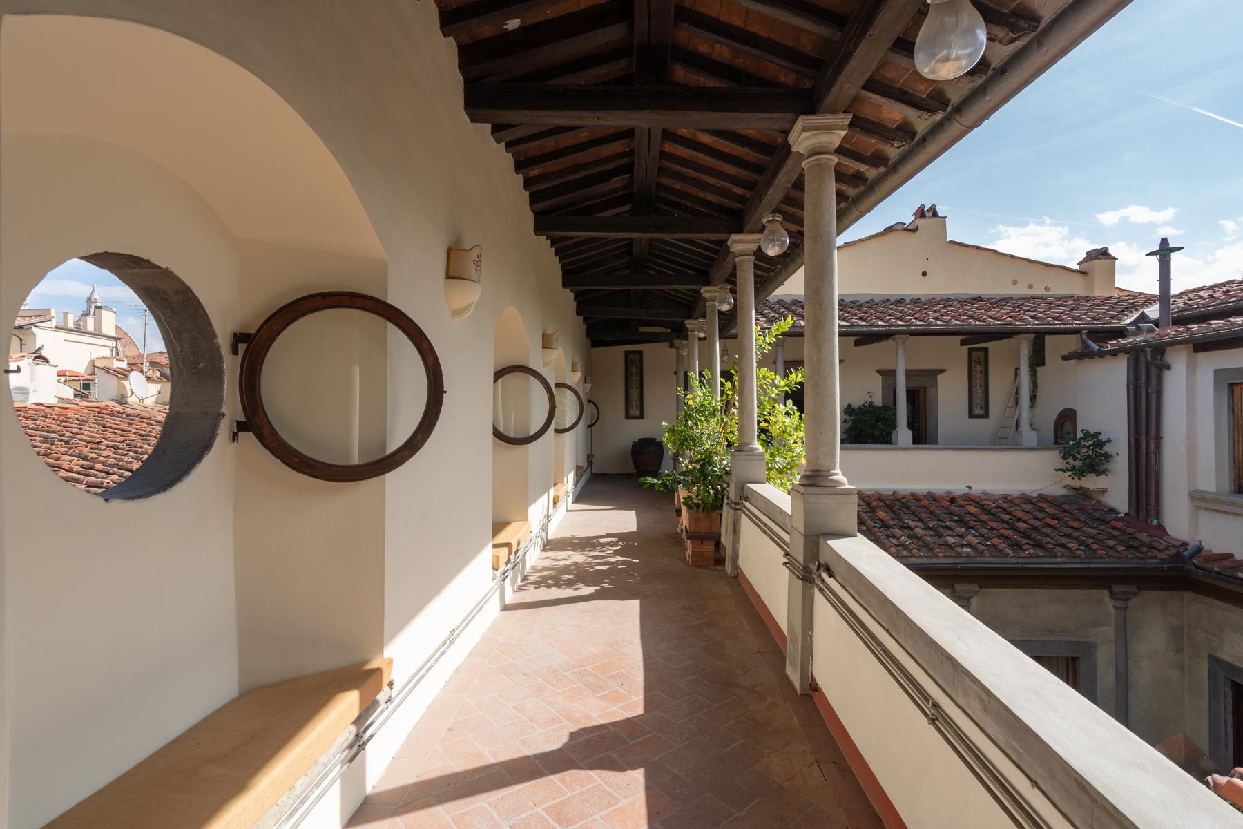 Appartamento in Affitto a Firenze: 5 locali, 370 mq - Foto 7